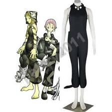 Soul Eater Medusa Black Cosplay Costume Halloween Cos