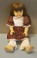 BEAUTIFUL AMERICAN GIRL DOLL SAMANTHA VINTAGE W/OUTFIT 1986 PLEASANT COMPANY