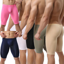 Men's Breathable Shorts Pants Gym Trousers Comfy Sport Fitness Jogging Trousers