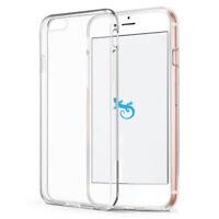 Schutzhülle für iPhone 6 Plus und iPhone 6S Plus aus Silikon in Transparent