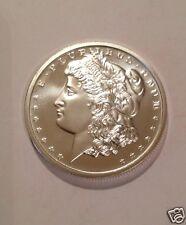 Morgan Dollar  1oz Silver Round  .999  Fine Silver  #2225