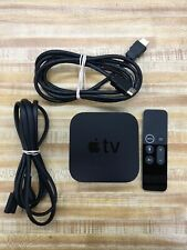 Apple TV 32GB 4K HD Media Streamer - Black (MQD22LL/A)  A1842