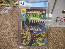 Teenage Mutant Ninja Turtles Adventures 2 cgc 9.6 Archie 1989 Eastman Laird NM M
