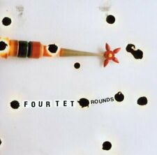 Four Tet - Rounds - Four Tet CD IFVG FREE Shipping