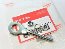 Honda z50 qa50 crf50 ct70 st70 sl70 crf80 xr80 Chain Adjuster (1) New OEM Part