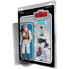 Star Wars Jumbo Vintage Kenner Figura Luke Skywalker Hoth Battle Gear vendedor Reino Unido