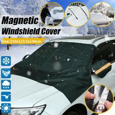 Magnetic Winter Car Windshield Cover Protector Sun Snow Ice Frost Mirror Guard