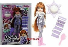 Moxie Girlz Magic Glitter Snow Kellan Doll Sled Accessories NEW