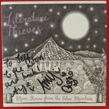 LITERATURE THIEVES MOON STORIES FROM THE GLASS MOUNTAIN SIGNED SLEEVE