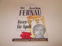 Rosen für Apoll von Joachim Fernau  #b01