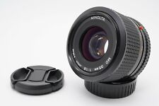 [MINT] MINOLTA NEW MD Rokkor 35mm f/1.8 MF Prime Wide Angle Lens From Japan
