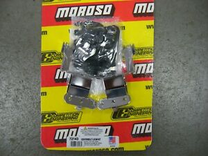 MOROSO PRODUCT 72143 CENTERBOLT WIRE LOOM KIT 7MM-9MM (BLACK)