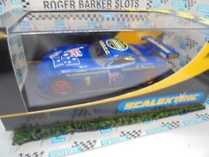 "Scalextric C2452TVR Speed ""Australian Collectors Club car "" Exclusive  BNIB"