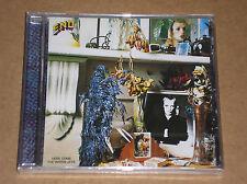 BRIAN ENO - HERE COME THE WARM JETS - CD REMASTERED EDITION SIGILLATO (SEALED)