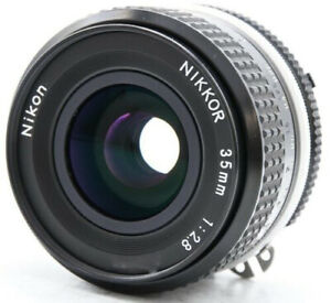 Nikon Nikkor AI 35mm F/2.8 Excellent