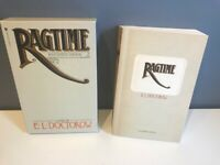 E.L. Doctorow RAGTIME ILLUSTRATED EDITION Bantam Books 1976 VGC