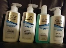 4 - Olay Cleanse Gentle Foaming Face Cleanser & Toner 6.7 oz.