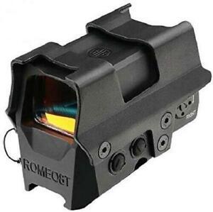 Sig Sauer Romeo8t Type 1x38mm Reflex Sight Black Red Dot 20mm Scope