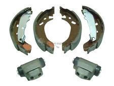FORD PUMA 1997-2000 ALL MODELS REAR BRAKE SHOES & 2 WHEEL CYLINDERS NEW NO ABS