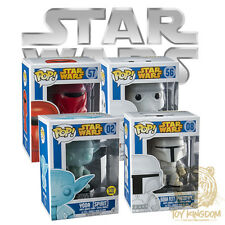 Star Wars Funko POP! Vinyl Bobblehead - 2015 WALGREENS EXCLUSIVE SET OF 4! Yoda