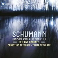 Leif Ove Andsnes - Schumann Complete Works for Piano Trio [CD]
