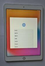APPLE iPad Air 2 32GB Silver Model: A1566 iClaud locked!