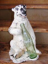 """Rare Vintage Coca - Cola Polar Bear 18"""""""
