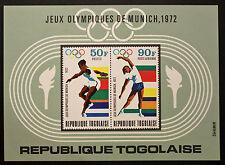 Timbre TOGO Stamp - Yvert et Tellier Bloc n°62 n** (Y5)
