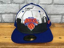 New Era 59 FIFTY New York Knicks de la NBA Tapa Azul De Baloncesto Deportes