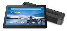 "Lenovo Smart Tab M10 10,1"" Display Amazon Alexa 32GB Wifi Android Tablet Schwarz"