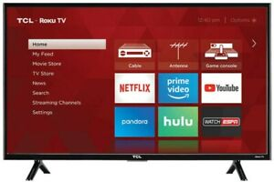 "TCL 32"" 1080p Roku Smart LED TV"