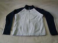 Reebok • Damenjacke  leichte Jacke Sportjacke Blouson • Gr. 12 • Gr. 38 • Gr. M