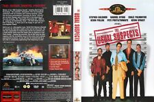 The Usual Suspects - DVD 1995