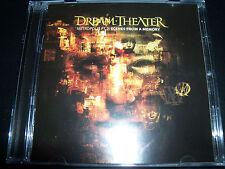 Dream Theater Metropolis Pt 2 Scenes From A Memory (Australia) CD - Like New