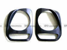 For Suzuki Jimny Angri Bird Fiber Glass FRP Headlight Cover JB23 JB33 JB43 JB53