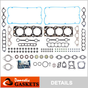 Fits 02-06 Kia Sedona Sorento 3.5L DOHC Head Gasket Set G6CU
