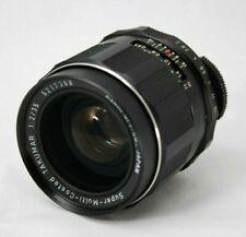 *Rare* Asahi Pentax smc Takumar 1:2 35mm Lens M42 *Good* #XX23b