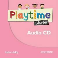 Playtime: Starter: Class CD. Stories, DVD and play- start to learn real-life Eng