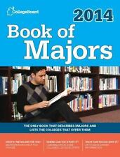 Book of Majors 2014 (College Board Book of Majors)-ExLibrary