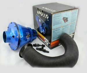 K&N Apollo Universal Cold Air Intake Induction Kit With Air Box & Filter