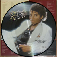 Michael Jackson - Thriller - Picture Disc Vinyl LP *NEW*