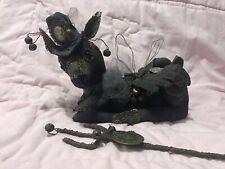 Steampunk Donkey - Handmade Ooak