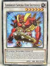Yu-Gi-Oh - #042 Superheavy Samurai Ogre Shutendoji - SP17 - Star Pack Battle