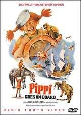 Pippi Longstocking: Pippi Goes on Board [New DVD] Full Frame