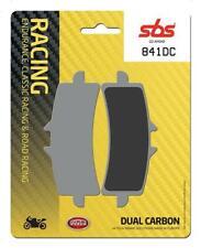 Pastiglie Freno sbs 841DC dual carbon moto pinza brembo m4 monoblocco radiale