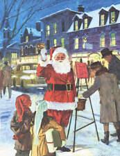 Salvation Army Santa Bell Ringer Christmas