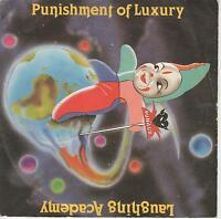 "PUNISHMENT OF LUXURY - Laughing Academy - 1980 UK 2-track 7"" vinyl single in p/s"