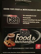 Speedway Gift Card Food & Merchandise $10