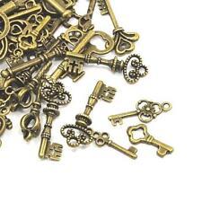 Key Charm/Pendant Tibetan Antique Bronze 5-40mm  30 Grams Accessory Jewellery