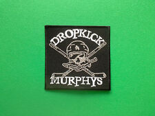 HEAVY METAL PUNK ROCK MUSIC SEW ON / IRON ON PATCH:- DROPKICK MURPHYS (c) HOCKEY
